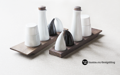 Kaj Franck: Kilta (BA the Guild) tableware, part 3 – shakers